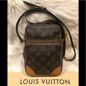 Authentic Louis Vuitton Amazon Cross Body #9.9L
